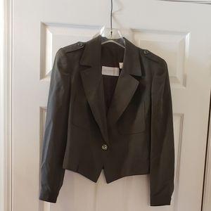 Vintage Dana Buchman Petites silk jacket